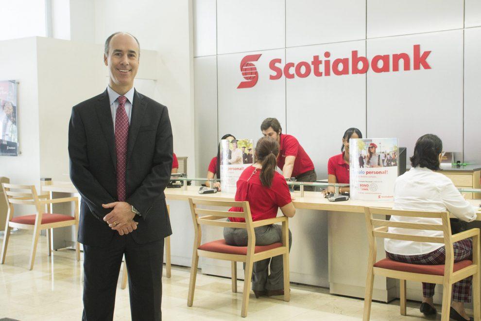 foto gonzalo parral, scotiabank