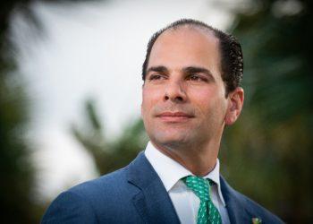 Frank Elías Rainieri,  nuevo presidente & CEO del Grupo Puntacana.