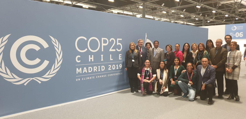 fundación tropigas cop25