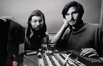 fundadores de apple, steve jobs steve wozniak apple