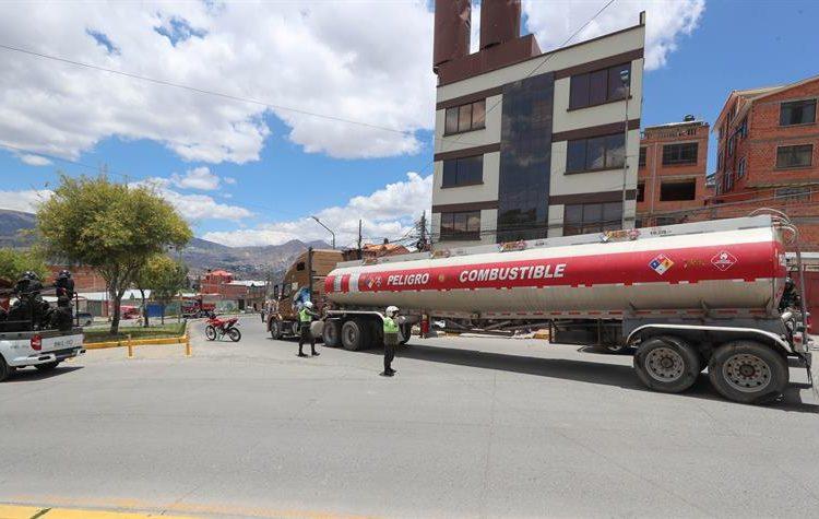 Gas natural YPFB