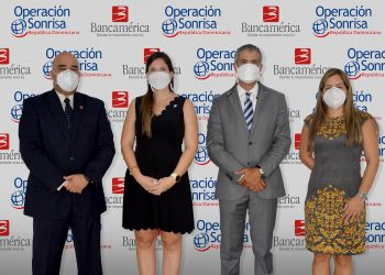 Giacomo Gianneto, Nicole Bourningal, Rafael Then y Natacha Quiterio.