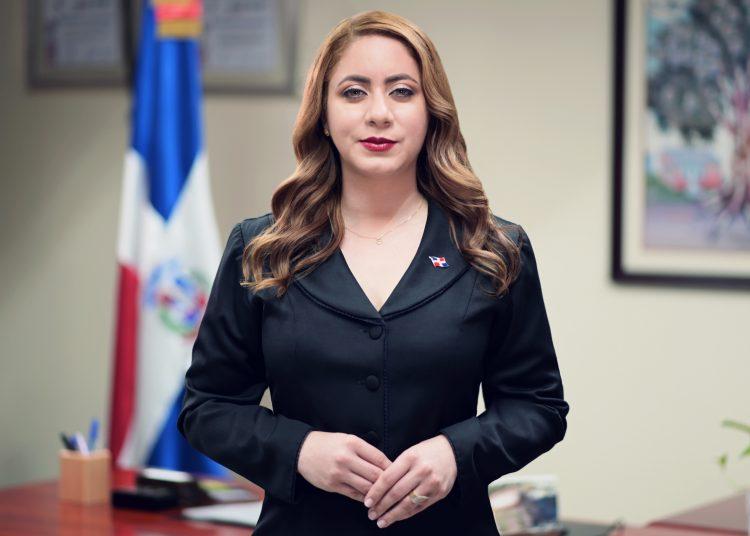 Gloria Reyes, directora de Progresando con Solidaridad.