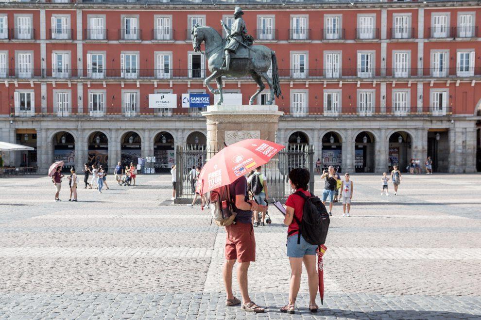 economía/turismo. madrid, sevilla y valencia, los destinos más buscados en goog