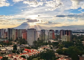 Ciudad de Guatemala. | Wikipedia.