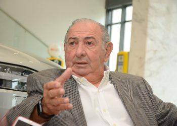 El director ejecutivo de la Asociación Nacional de Importadores, Comerciantes y Distribuidores de GLP (A-GAS), Guillermo Cochón. | Lésther Alvarez