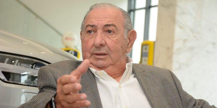El director ejecutivo de la Asociación Nacional de Importadores, Comerciantes y Distribuidores de GLP (A-GAS), Guillermo Cochón.   Lésther Alvarez