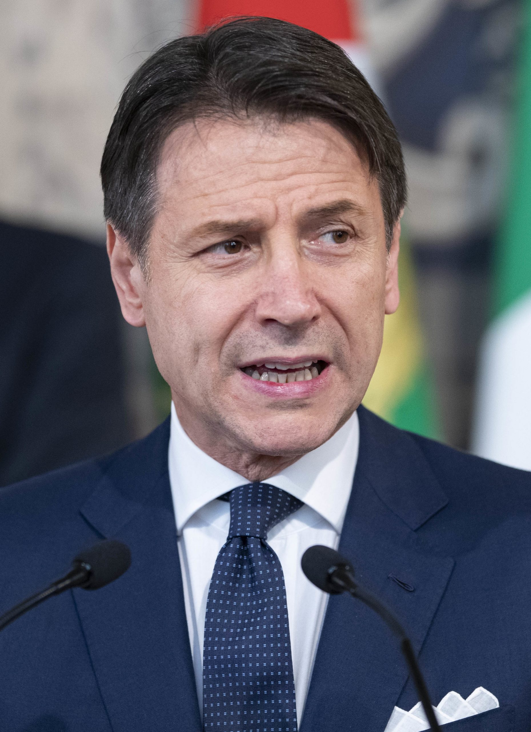 guiseppe conte