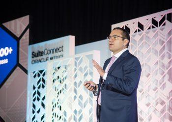 Gustavo Moussalli, vicepresidente de Oracle Netsuite para América Latina. | Fuente externa