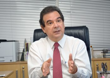 Gustavo Zuluaga, subgerente general de la Asociación La Nacional de Ahorros y Préstamos (ALNAP).
