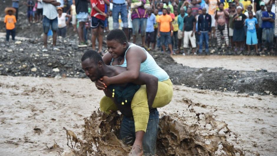 haiti matthew