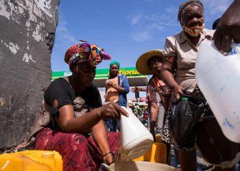 Hospitales Haití