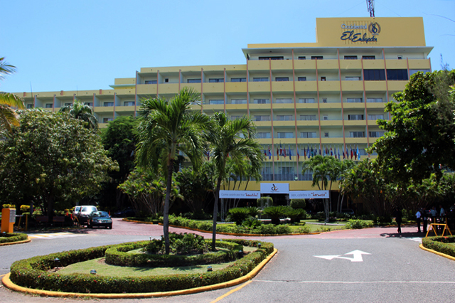 Hotel El Embajador es uno de los íconos de Santo Domingo, administrador por Occidental Hoteles./elDinero