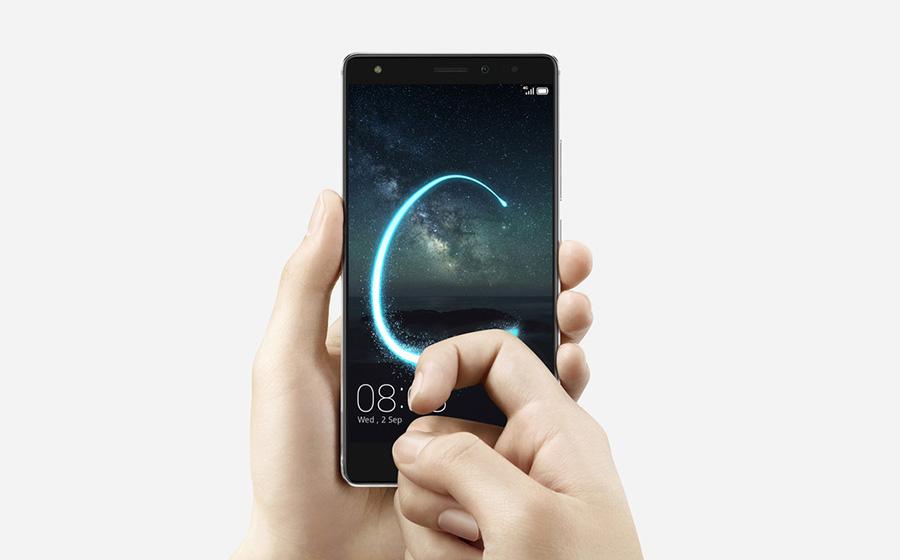 El Huawei Mate S incorpora una versión ampliada del toque de nudillos.