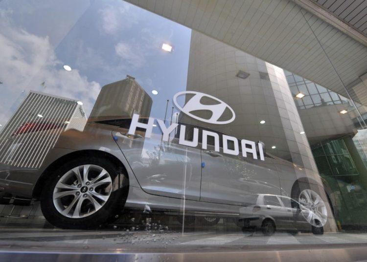 Tienda de vehículos de Hyundai. | Getty Images.