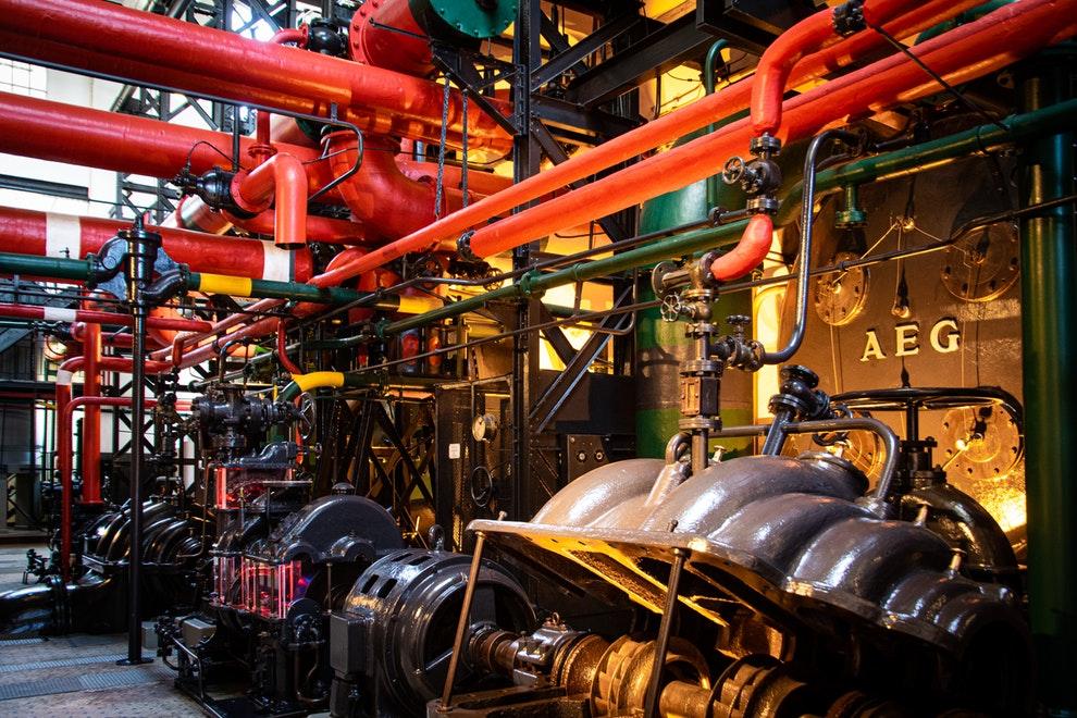índice mensual de actividad manufacturera