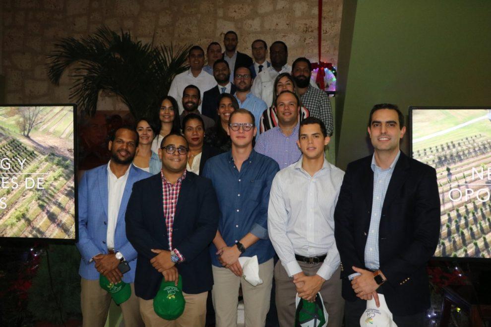 integrantes de la directiva del comite de jovenes de la jad