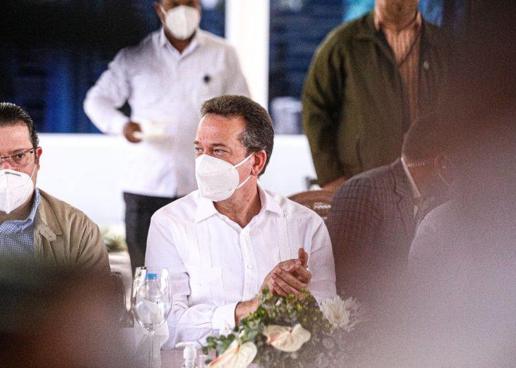 Víctor -Ito- Bisonó, ministro de Industria, Comercio y Mipymes.