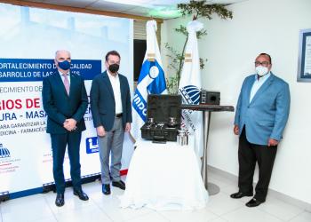 Indocal recibe donaciones
