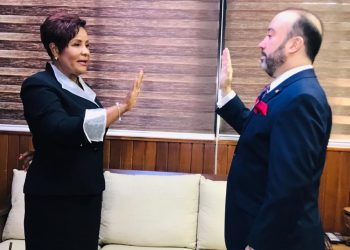 Josefa Castillo Rodríguez y Francisco Eduardo Campos Álvarez