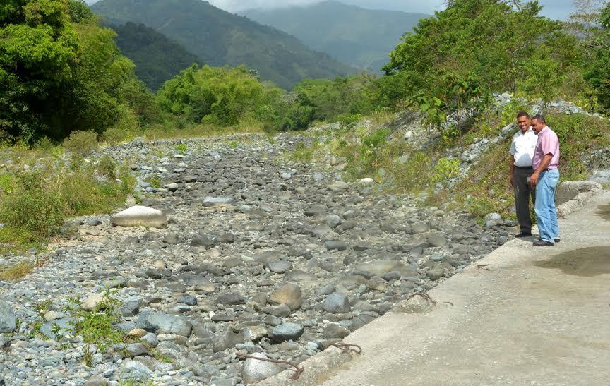 Las condiciones del sistema Isa-Mana ponen en evidencia los efectos de la sequía en el suministro de agua potable.