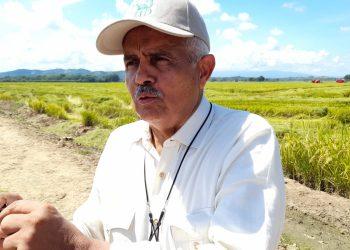 El presidente ejecutivo de la Junta Agroempresarial Dominicana (JAD), Osmar Benítez.