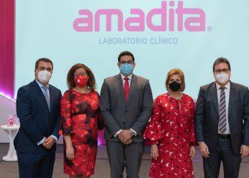 José Alberto Torrez, Clevy Perez, Eladio Perez, Patricia González y José Brea Castillo.