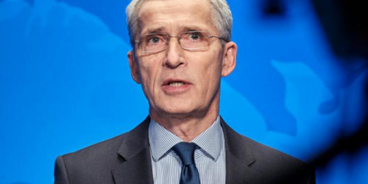 Jens Stoltenberg, OTAN