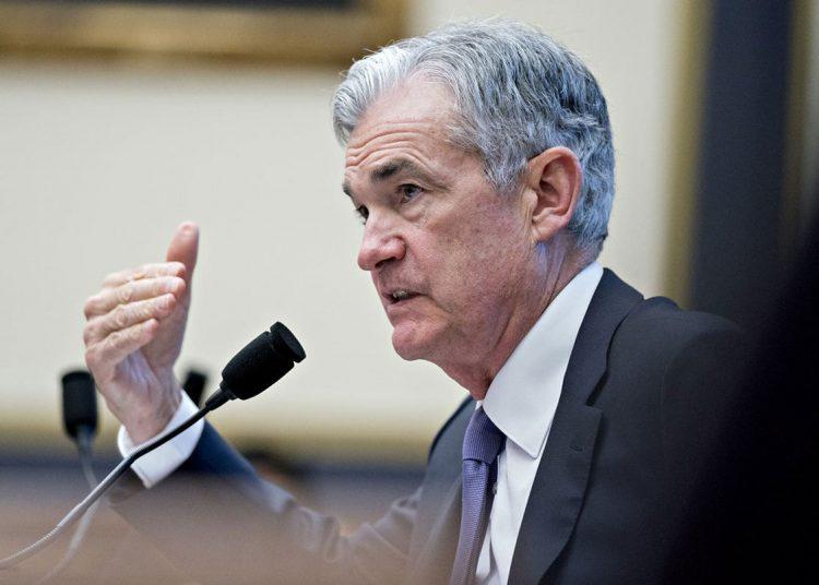 Jerome Powell, presidente de la Reserva Federal de Estados Unidos (FED).   Fuente externa.