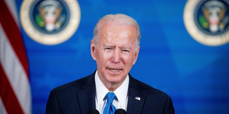 El presidente de Estados Unidos, Joe Biden.   Al Drago, EFE.