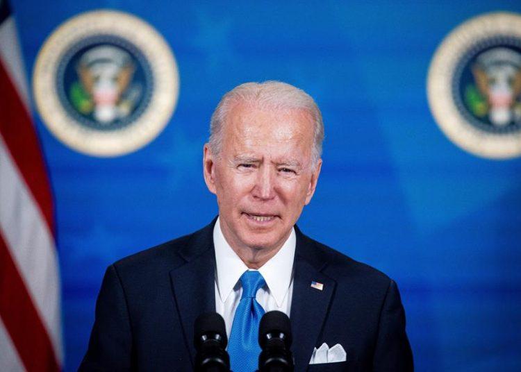 El presidente de Estados Unidos, Joe Biden. | Al Drago, EFE.