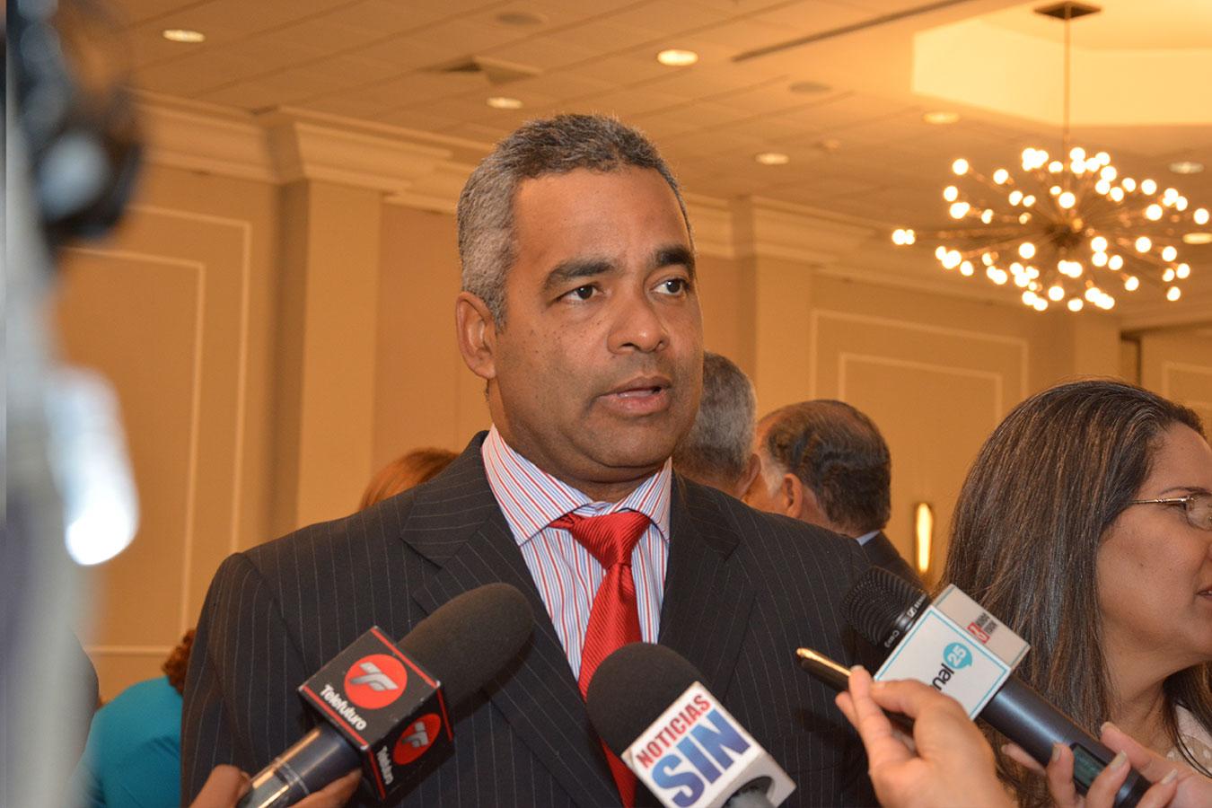 Joel Santos, es el nuevo presidente de Asonahores.  Gabriel Alcántara