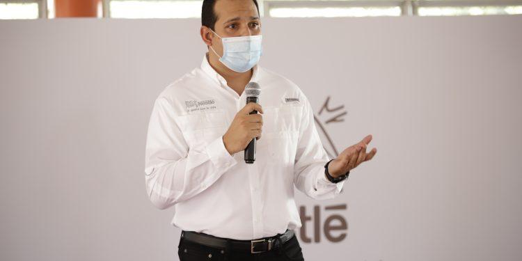 Jorge Rivas, Gerente de Fábrica de Nestlé  en San Francisco de Macorís.