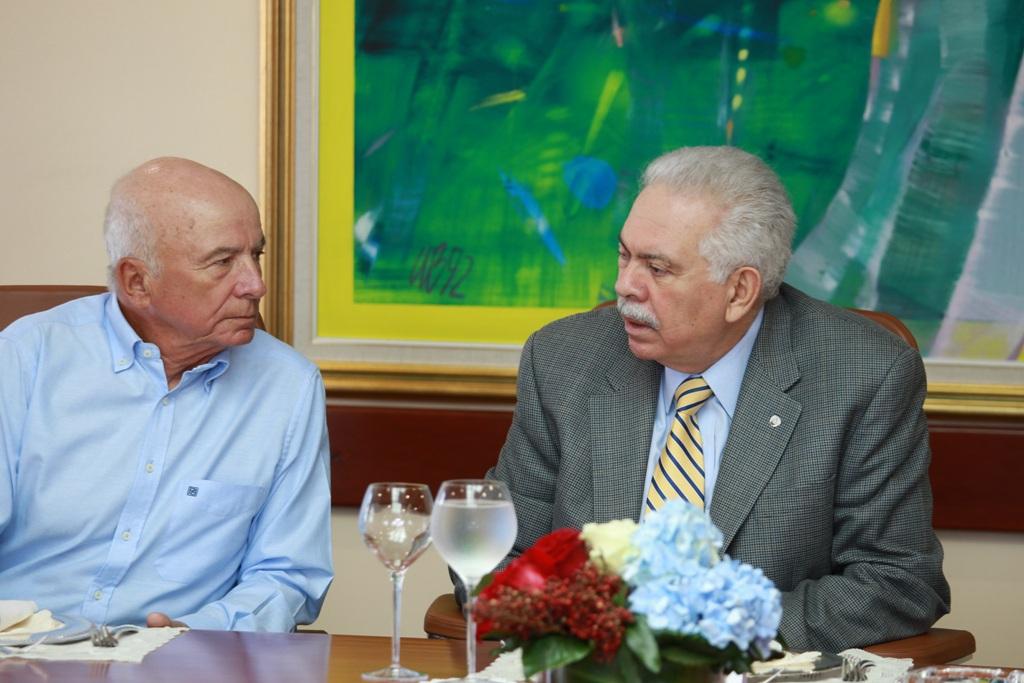 José Manuel Rodríguez Lomba, Luis Molina Achécar./elDinero