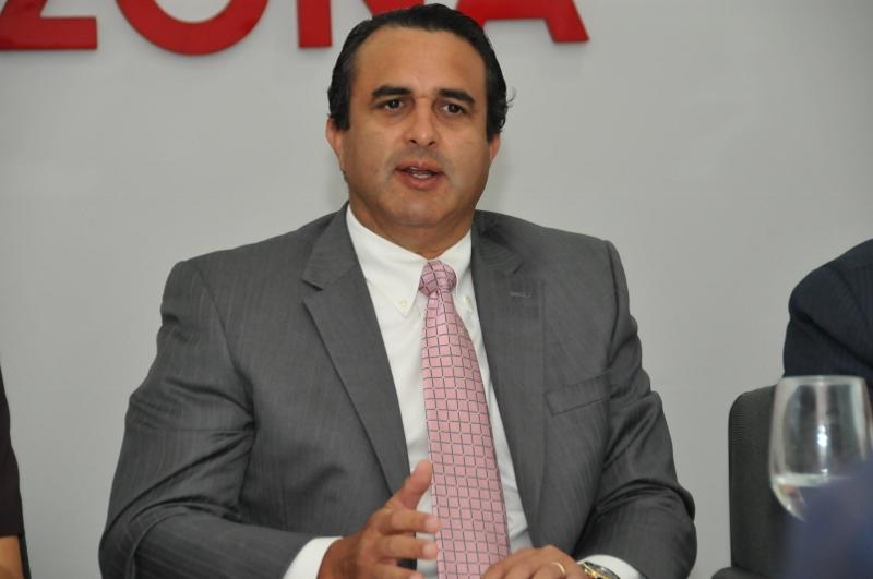 El presidente de Adozona, José Tomás Contreras. | elDinero