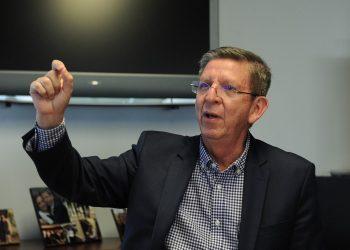 José Eduardo Alvarado Campos, presidente de la Confederación Latinoamericana de Cooperativas de Ahorro y Crédito (Colac).