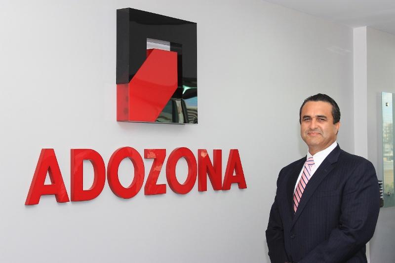 José Tomás Contreras, presidente de Adozona.