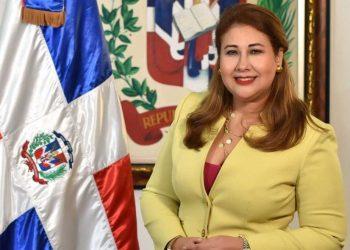 La directora del ASFL, Vielka Polanco.