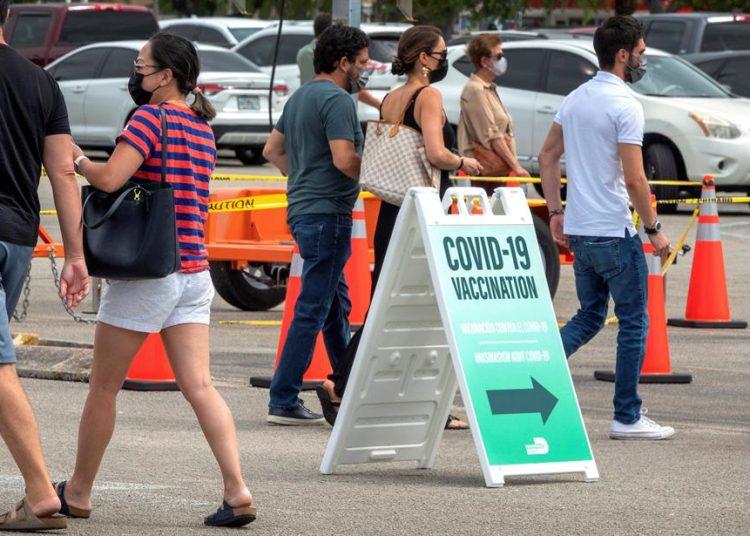 Latinos en EEUU, coronavirus covid