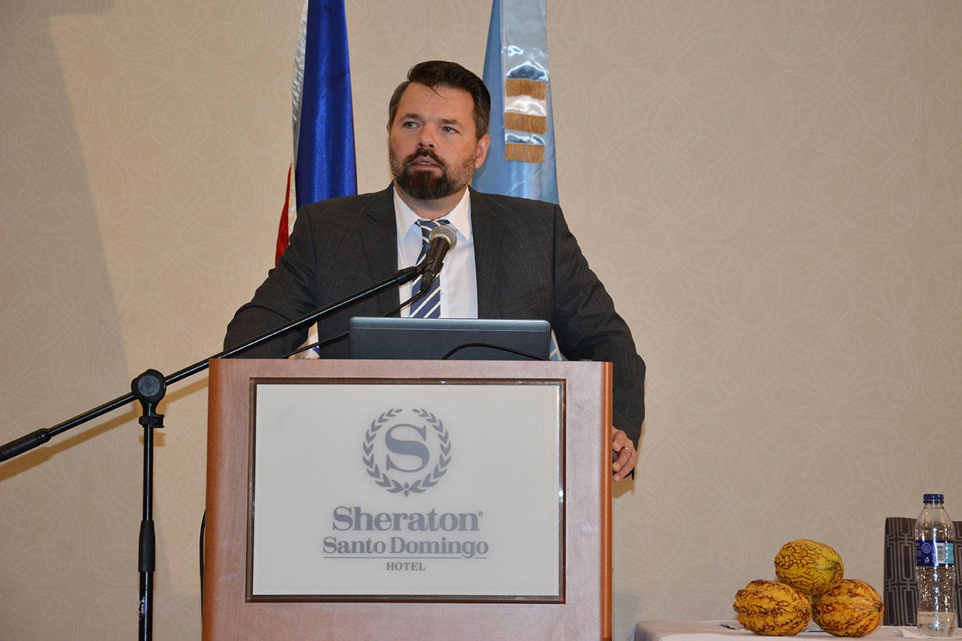 Leif Pedersen, asesor de Commodities Verdes del PNUD. | Gabriel Alcántara