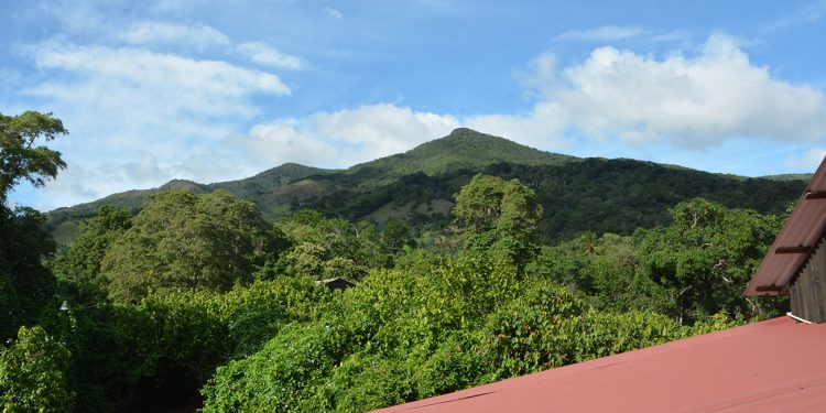 La Loma Quita Espuela y su vasta biodiversidad cautiva a los amantes del senderismo.