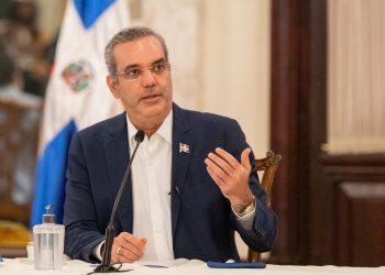 El presidente Luis Abinader. | Fuente externa.