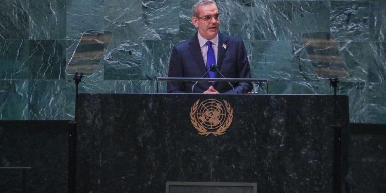 Luis Abinader ONU