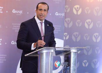 Luis Manuel Pellerano, nuevo presidente ANJE