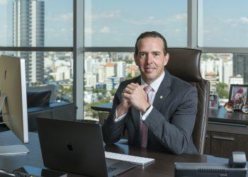 Luis Mejía Brache, Nuevo presidente de ADIE.
