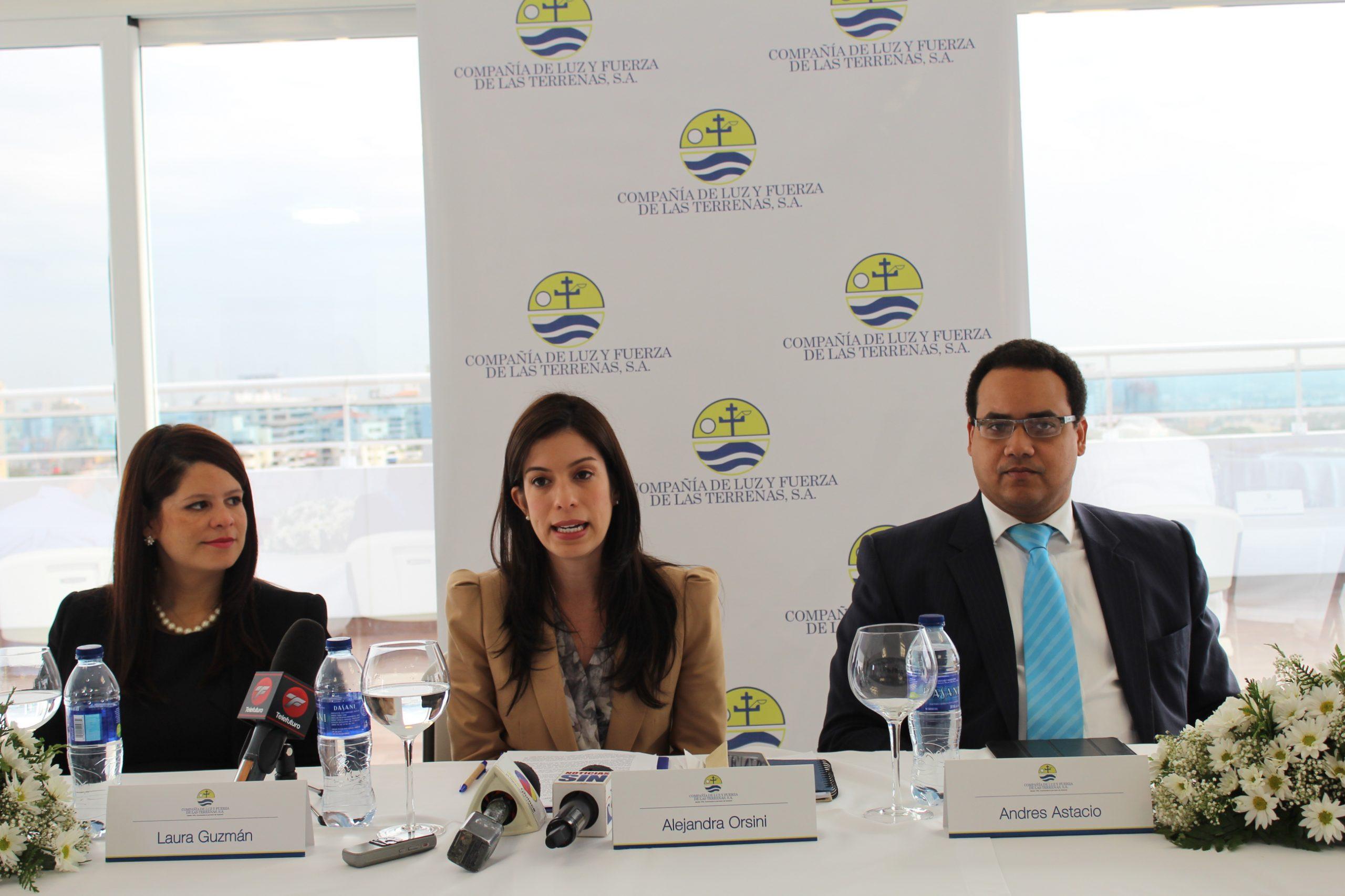 Alejandra Orsini pide la intervención de la zona para evitar una crisis insuperable en el turismo de Las Terrenas.