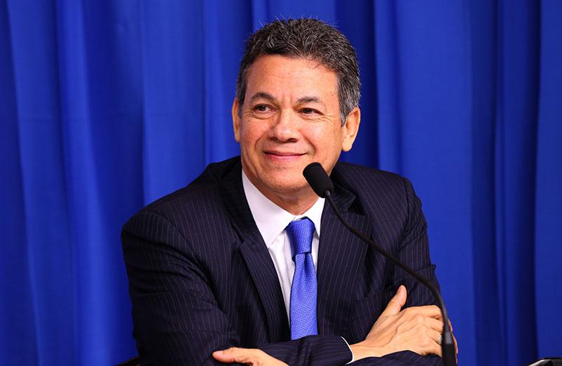 Manuel Guerrero, director del Indocal.