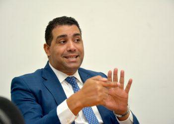 El presidente ejecutivo Viva, Marco Herrera.| Lésther Álvarez