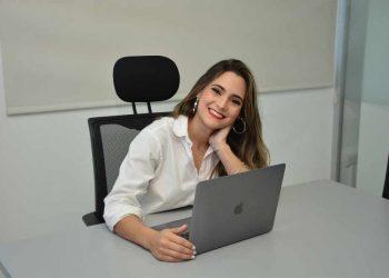 María Alejandra Montás, directora de Marketing de PedidosYa. | Lésther Álvarez
