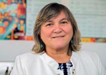 María Noel Vaeza, directora Regional para las Américas y el Caribe de ONU Mujeres   AFP.